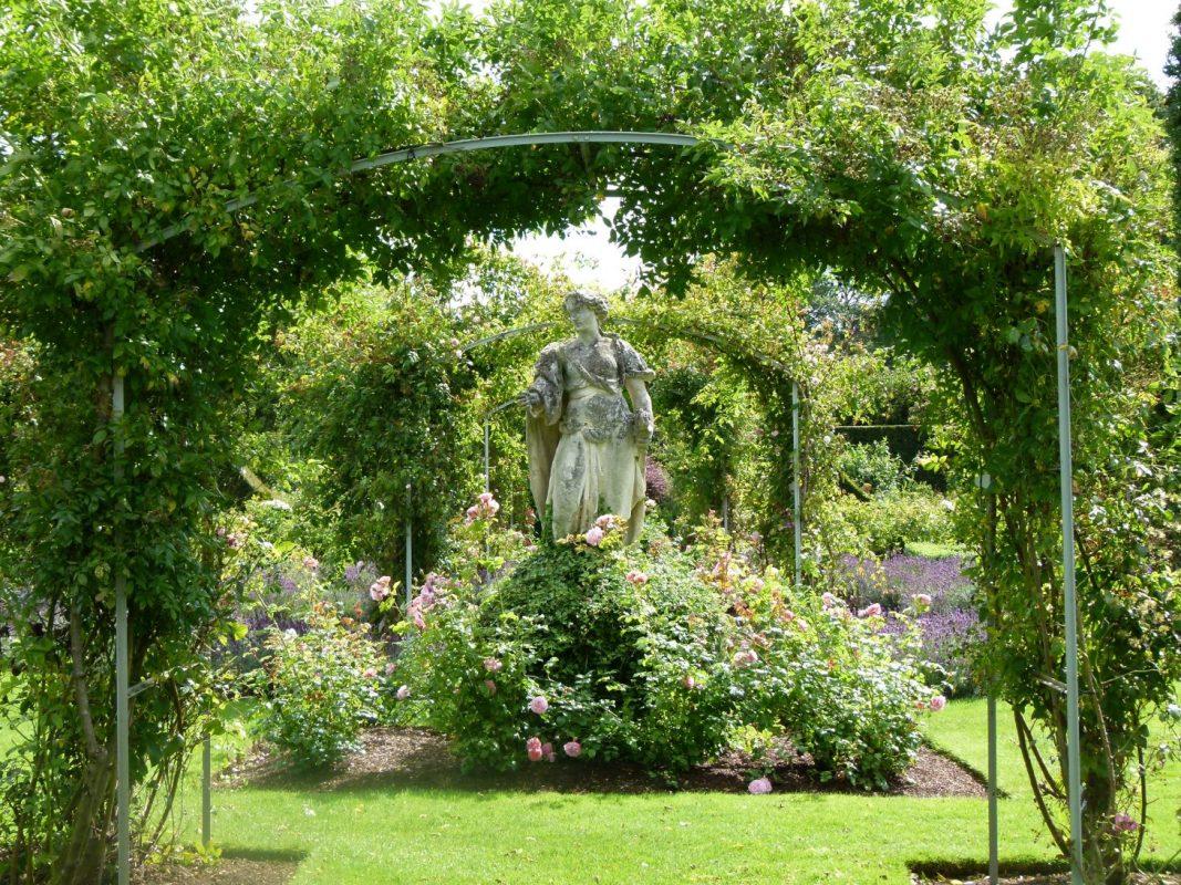 The walled garden houghton hall - Garden furniture kings lynn ...