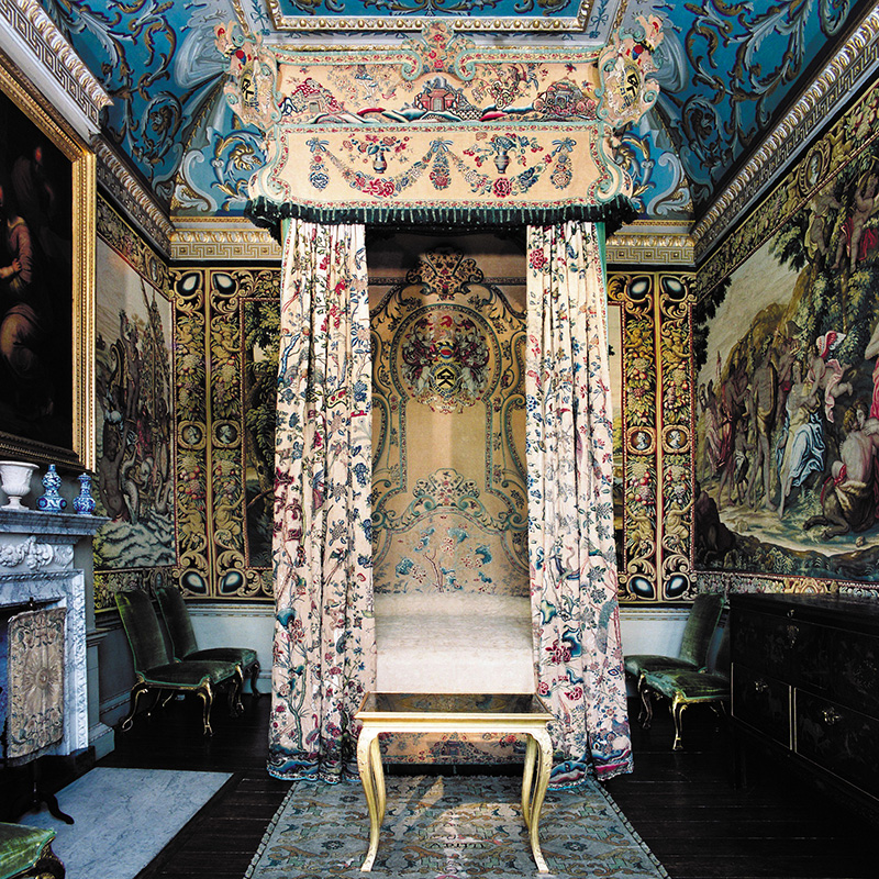 State Rooms Houghton Hall