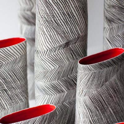 Ceramic ware by Katharina Klug