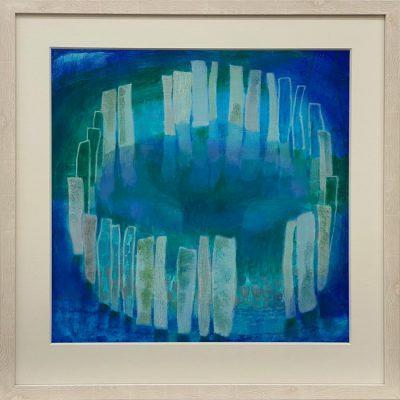 Seahenge series by Linda-Jamieson 2020