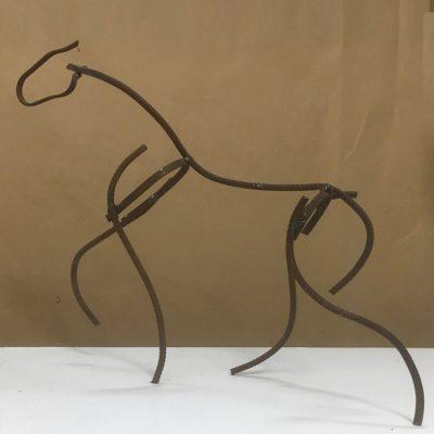 Dancing Horse by Rachael Long